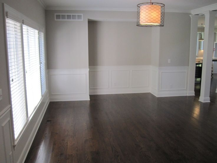 Ideas For Painting A Room With A Chair Rail