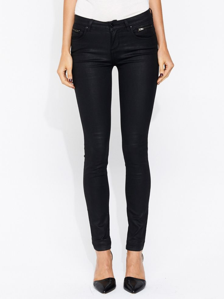 Skinny Coated Jean - from Portmans