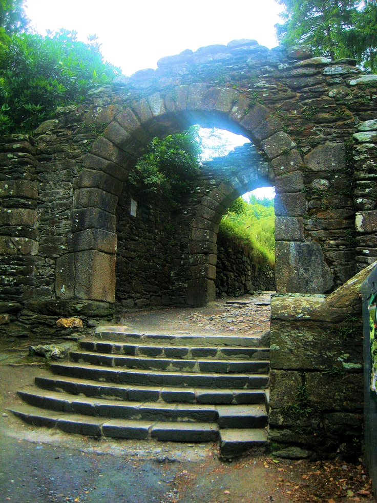 Taken at Glendalough in Wicklow. One of my favorite places.Favorite Places, Doors Windows Arches Post
