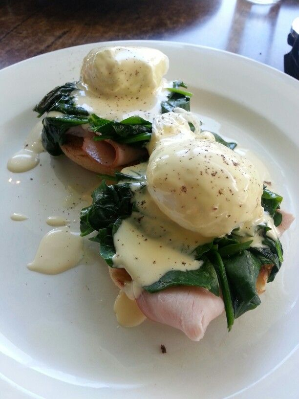 Best ever eggs benny. Cafe Cena, Prospect