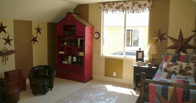 Cowboy Bedroom Kingsley Pinterest