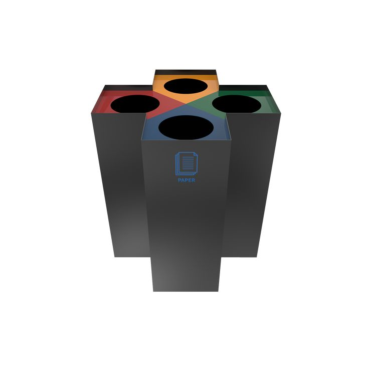 CACHI PC - Modern waste sorting system