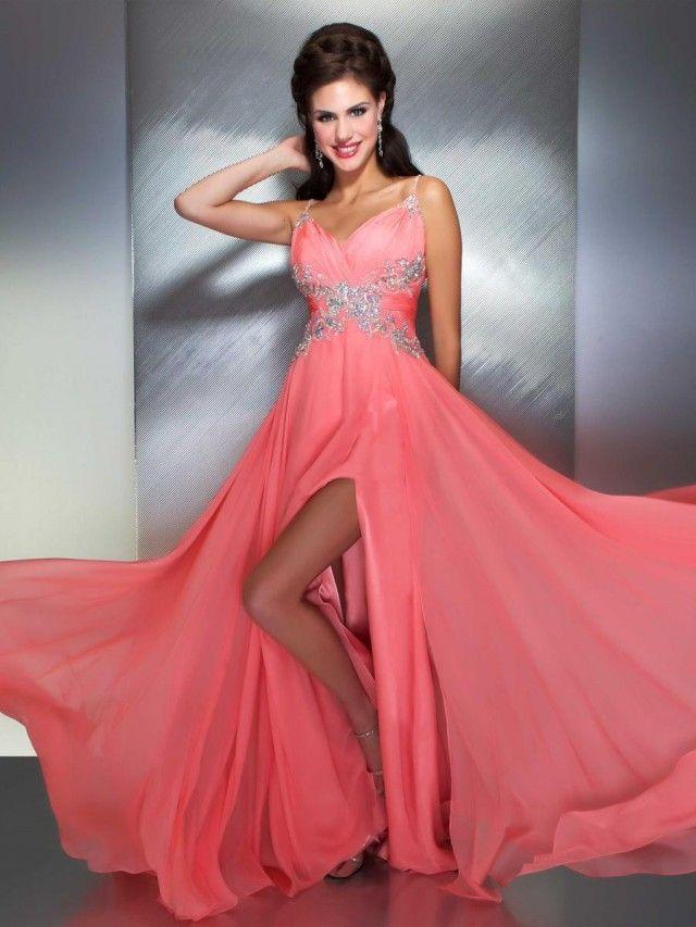 Mejores 125 imágenes de Vestidos n en Pinterest | Trajes de fiesta ...