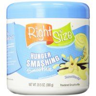 RightSize Hunger Smashing Smoothie Powder Review - THE BEST PROTEIN POWDER REVIEWS
