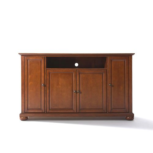 Alexandria 60 Inch Tv Stand In Classic Cherry Finish Crosley Furniture Tv  Cabinets Tv Stan. 17 Best ideas about Tv Stands on Pinterest   Dresser tv stand