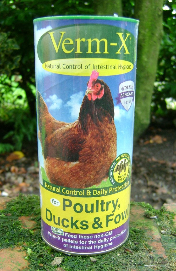 VERM-X PELLETS control internal parasites in poultry. They are a herbal supplement used mainly to prevent worms.
