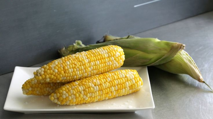 How to Remove Corn Silk Videos   Food and Cooking How to's and ideas   Martha Stewart