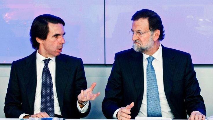 Encuesta del Español sobre los resultados electorales si Aznar crease un partido político.