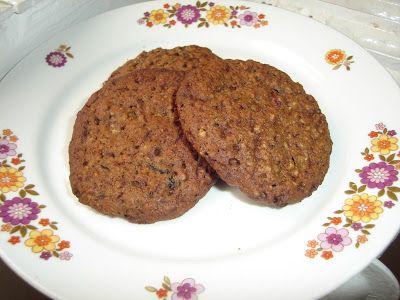 Reformnasik: Zabpelyhes mandulás keksz (paleo)