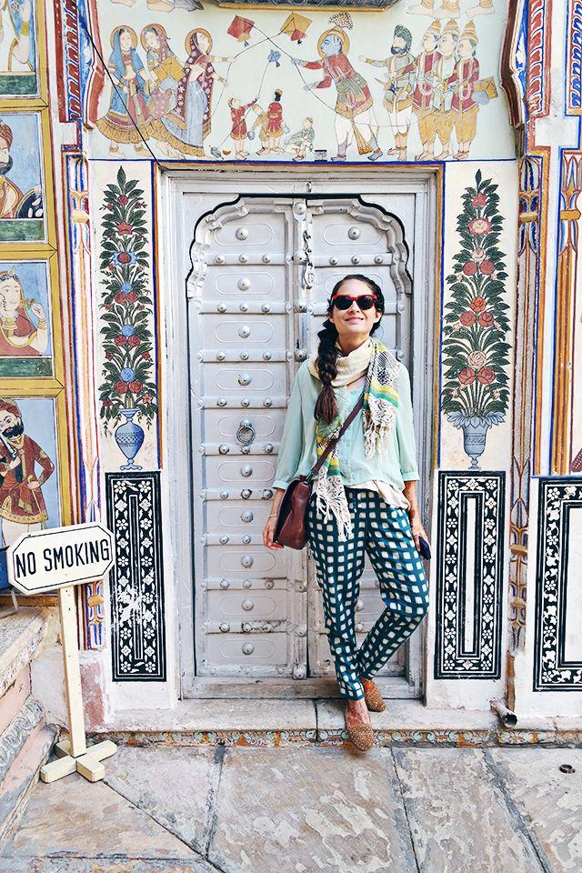 ohdeardrea: India Pattern Love / The Havelis