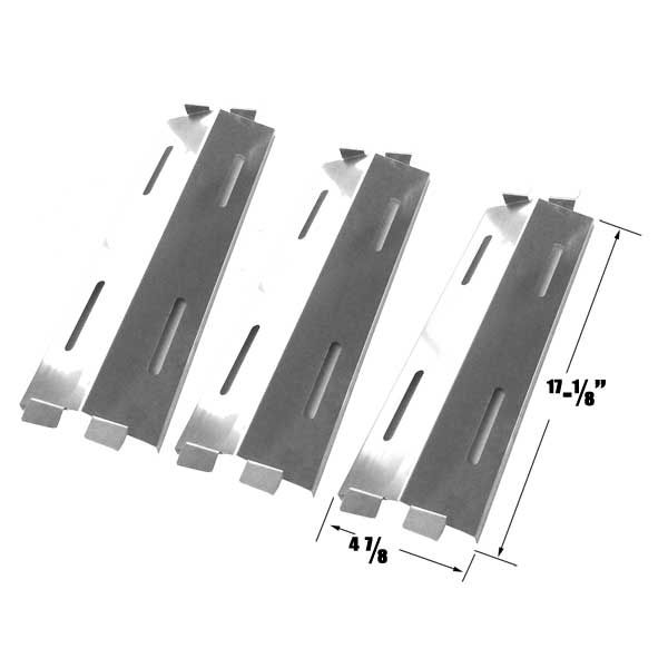 3 PACK STAINLESS STEEL HEAT SHIELD FOR OUTDOOR GOURMET CG3023B, CG3023E, GD430 GAS MODELS Fits Compatible Outdoor Gourmet Models : CG3023B, CG3023E, GD430  Read More @http://www.grillpartszone.com/shopexd.asp?id=35735&sid=37580