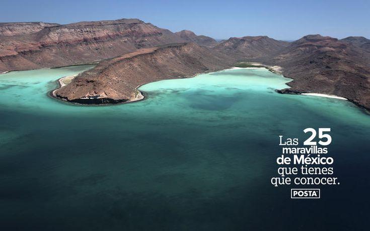 La Isla Espíritu Santo es una isla en el Golfo de California, en el estado de Baja California Sur y es área protegida por la UNESCO. Y por su belleza, se considera portada de 'Las 25 maravillas de México que tienes que conocer'. Foto: yexplore.travel