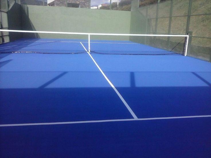 escenarios deportivos cancha paddel tenis