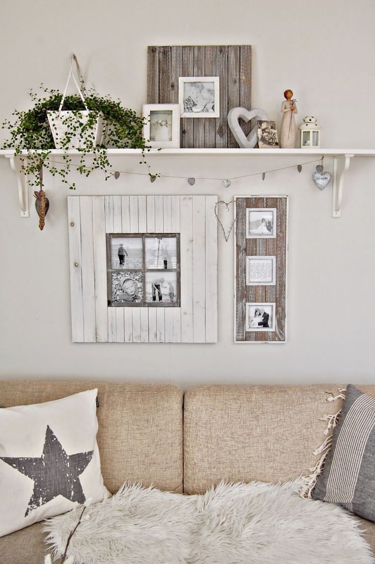 Best 25 country wall decor ideas on pinterest rustic - Ideas decorating living room walls ...