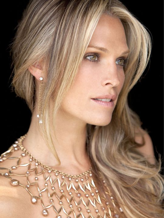 Molly Sims... What I do NOT want