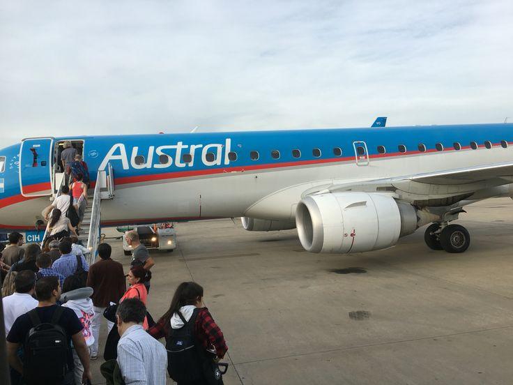 Austral Airlines - Argentina