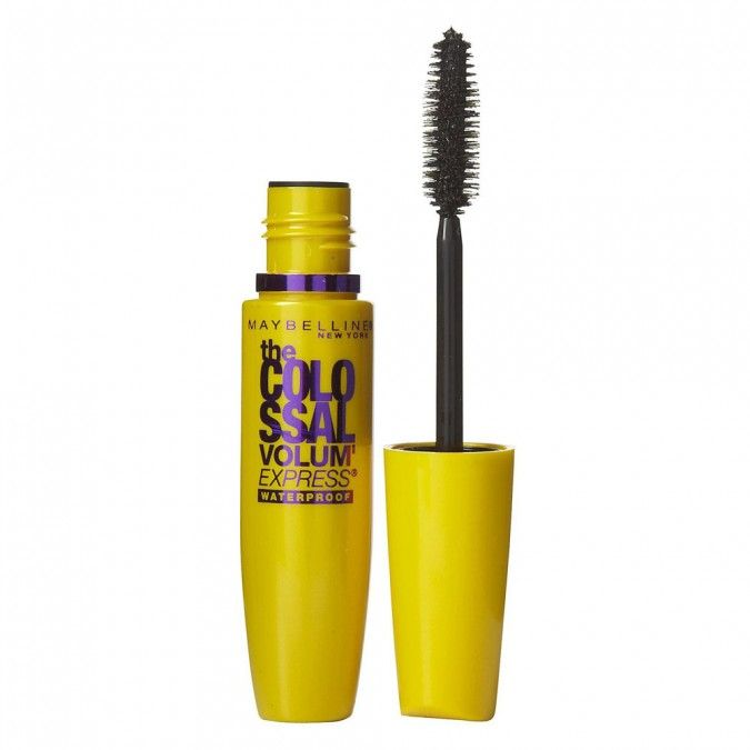 Maybelline Colossal Volum' Express Waterproof Mascara in Glam Black 7.5 mL