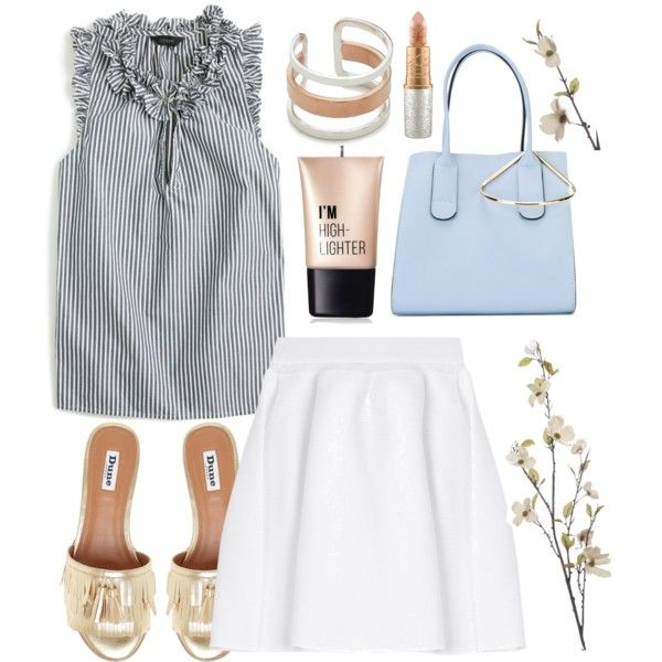 Casual by grinevagh on Polyvore featuring J.Crew, malo, Roksanda, Maya Magal, Charlotte Russe, Mariah Carey and Pier 1 Imports