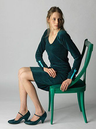 Kleid Schnitt kostenlos bis 46
