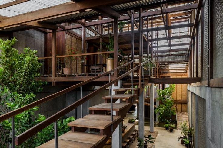 NISHIZAWAARCHITECTS · House in Chau Doc