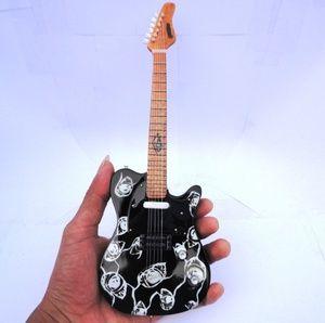 Miniatur Gitar Hardee HD-1 Eyes Abdee Slank Signature