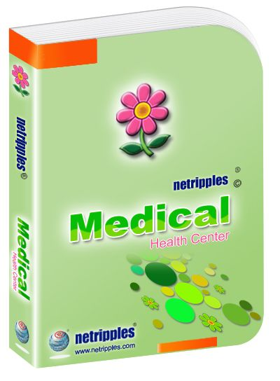 Netripples Medical Health Center Software is a comprehensive ready to use software designed to manage and automate the operations of Medical Health Center which includes Patient Appointments, Registration of Inpatient/Outpatient, Investigation Management, Cashier management...read more... http://www.netripples.com/MedicalHealthCenter_ReadMore.aspx