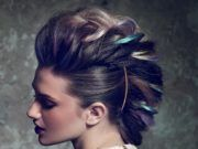 15 Gorgeous Mohawk Hairstyles for Women