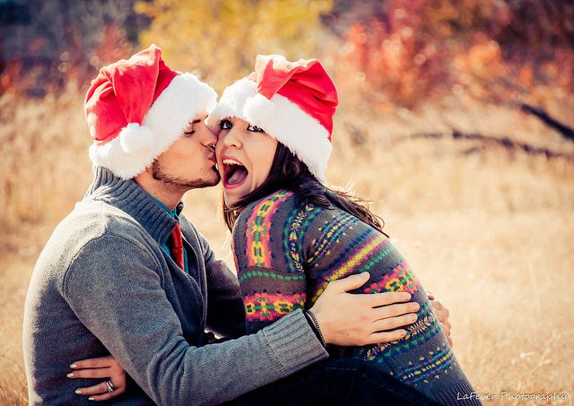How adorable would we look as mr and mrs clause?!