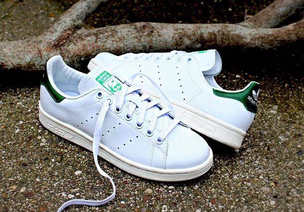 Adidas Stan Smith Vintage White & Green #sneakers #style #fashion #mensfashion #menstyle #streetstyle #steetwear #baskets #adidas #stansmith