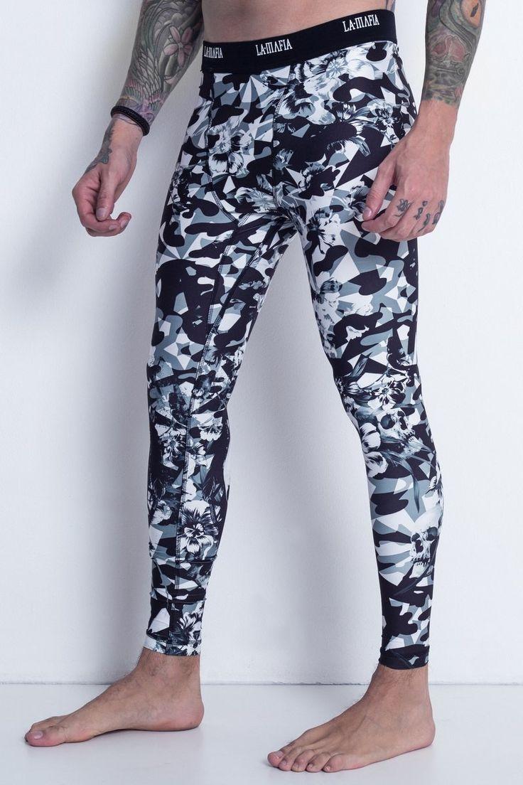 calca-legging-masculina-la-mafia-lamafia-hcl12319 Dani Banani Fashion Fitness