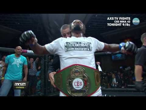MMA Luis Felix speaks with AXS TV's Ron Kruck ahead of CES MMA 42