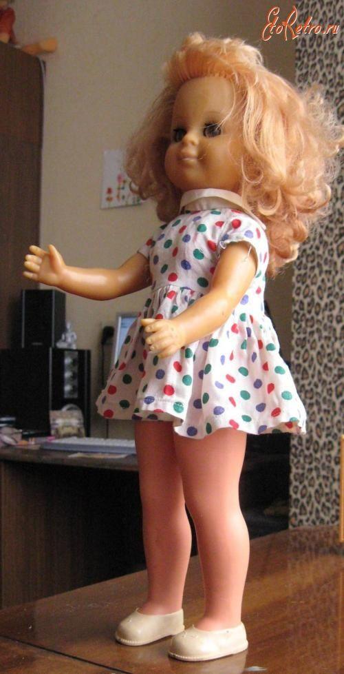 Игрушки - Куклы 1960-х годов