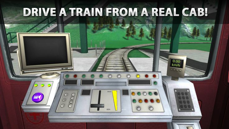 Being a good driver can't be boiled down to just going fast and having good reflexes - the real test is long-distance driving when you have to stay attentive despite the monotony. Try yourelf in this sort of challenge with Train Ride 3D and make sure to come on the top!