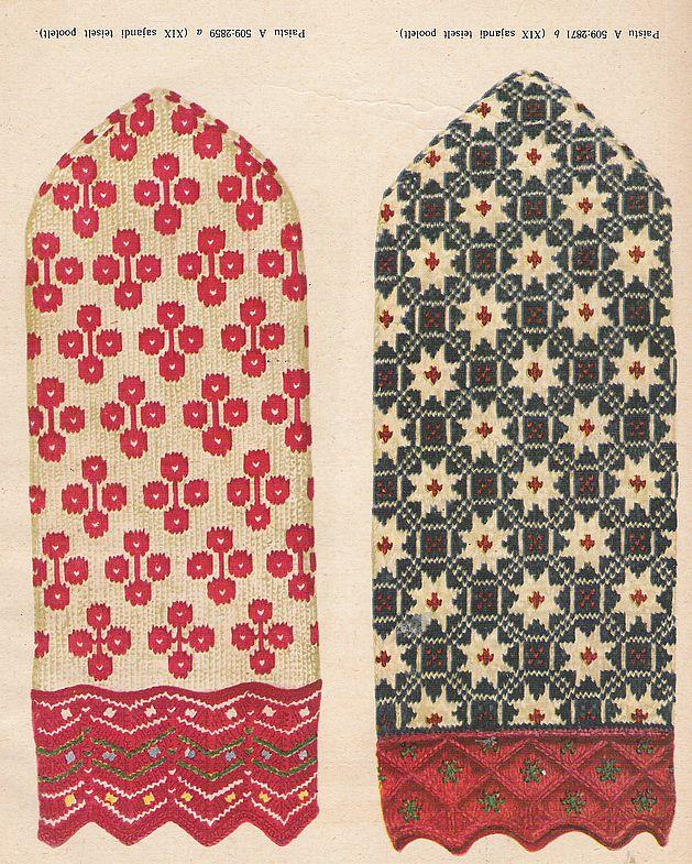 + many patterns