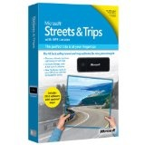 Microsoft Streets & Trips 2009 with GPS (CD-ROM)By Microsoft
