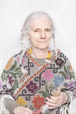 //Wise Women, Maria Ela, Modern Witches, Woman, Beautiful, Portraits, Healer, Katarzyna Majak, People