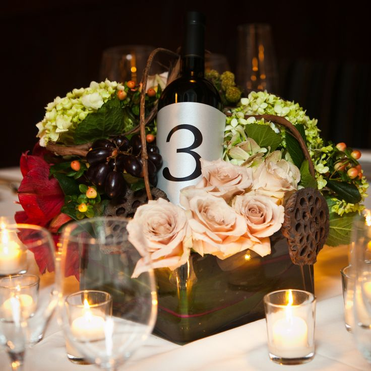 Best images about wine centerpieces on pinterest