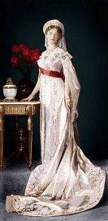 Grand Duchess Olga Nikolaevna of Russia | by klimbims