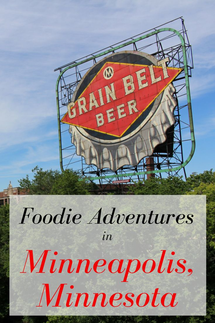 19 foodie adventures to have in Minneapolis, Minnesota!