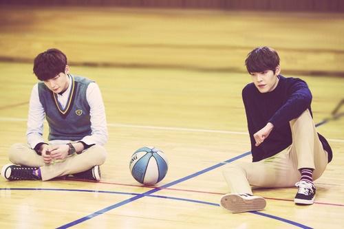 School 2013, Kdrama, Lee Jongsuk, Kim Woobin, <3