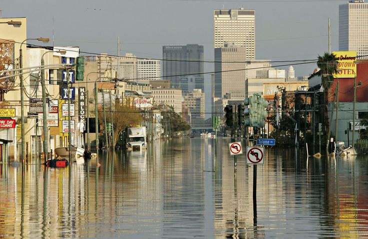 Katrina - New Orleans - Ten years after Hurricane Katrina devastated New Orleans - signs of resilience and struggle - Pictures - CBS News