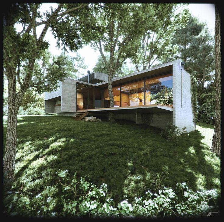 JD House on Behance