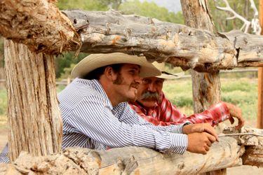 Ambiance de notre ranch d'élevage de bisons dans le Colorado aux USA - http://www.randocheval.com/Programmes/ch227_colorado.html