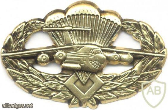 UKRAINE ''Desant'' parachutist badge