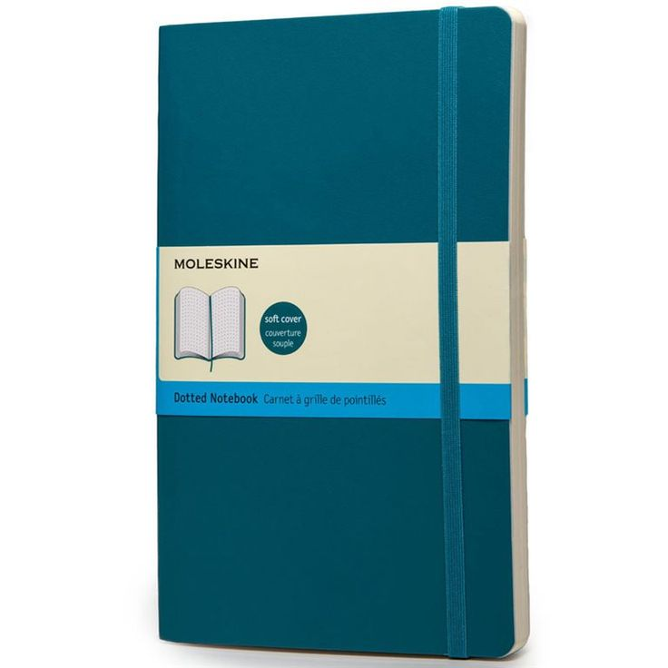 Moleskine Dotted Notebook Large Softcover