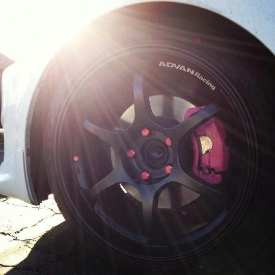 Image result for 2016 chevy colorado pink lug nuts
