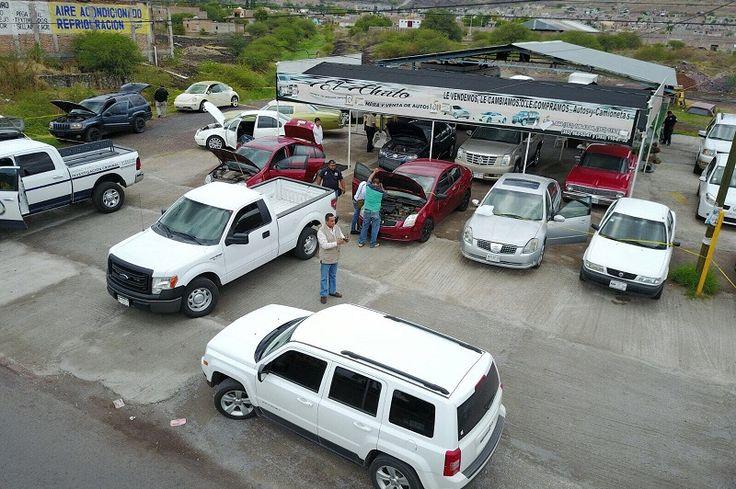 Derivado de reportes que hacían referencia que en un lote de autos localizado en el bulevar Lázaro Cárdenas de esta ciudad se desarrollaban actividades ilícitas, agentes de la Dirección de ...