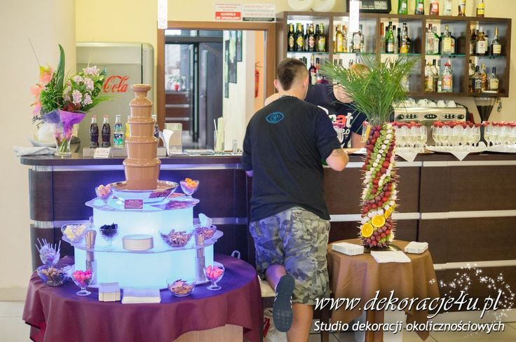 Same smakołyki i czekolada - www.inspiracje-weselne.pl