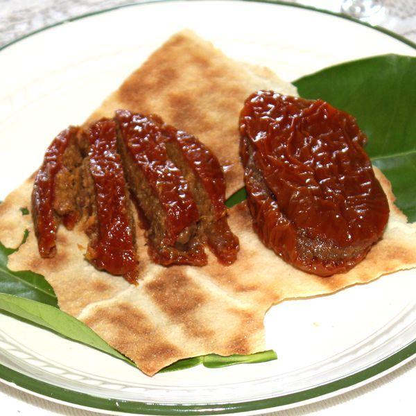 Pomodori secchi ripieni di pesce - SardinianStore.com