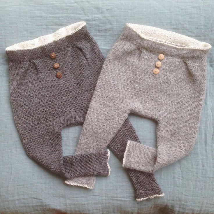 «Baggy vårbukser, her i huset omdøpt til baggy høstbukser ✌️ #baggyvårbukse #ministrikk»